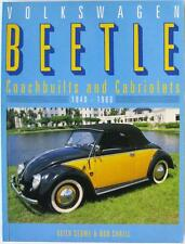 VOLKSWAGEN BEETLE COACHBUILTS AND CABRIOLETS 1940-1960 KEITH SEUME CAR BOOK