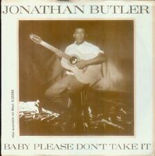 "7"" Jonathan Butler/Baby Please Don´t Take It (D) Promo"
