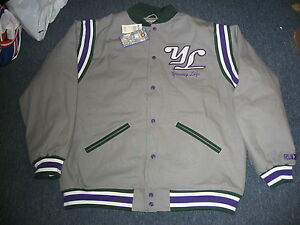 NEW RUCKER VINTAGE YOUNG LIFE   CANVAS JACKET SIZE 5XL