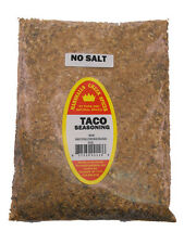 TACO SEASONING NO SALT - REFILL