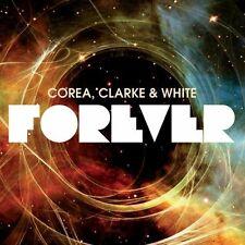 COREA CLARKE & WHITE - FOREVER -  2  CD NUOVO