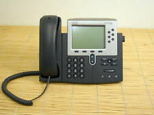 Cisco CP-7962G 7962 Unified IP Phone VoIP Telefon with SIP firmware