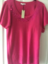 Tommy And Kate Angel Sleeve Sequinned Knit Top 14