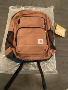 Carhartt Legacy Standard Work Back Pack Duck Brown New 8919032102 - NEW w/ Tags