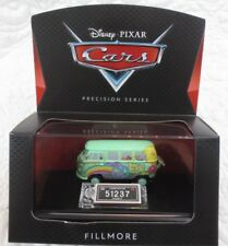 NEW Disney Pixar Cars Fillmore Precision Series New in Package Collector Diecast