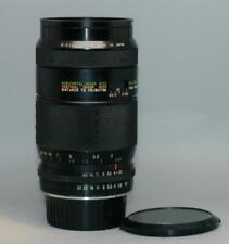 Pentax Sigma 200mm f3.5 Scalematic Fine Focus Macro PK lens for K1000 Rare Ex++