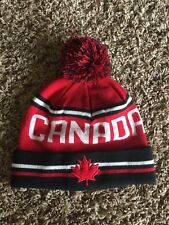 2018 PyeongChang Olympic Team Canada Beanie Hat