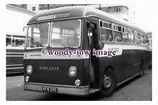 ab0078 - East Kent Coach Bus - KFN 250 to Ramsgate via Margate - photograph
