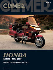 CLYMER REPAIR MANUAL Fits: Honda GL1500A Gold Wing Aspencade,GL1500SE Gold Wing,