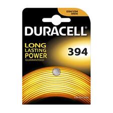 Duracell 394 SR936 Silver Oxide 1.5V Watch Battery SR45 V394 AG9 D394 SWISS MADE
