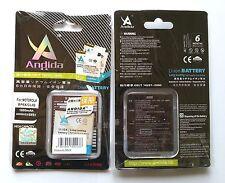 Batteria maggiorata originale ANDIDA compatibile Motorola BP6X da 1600mAh