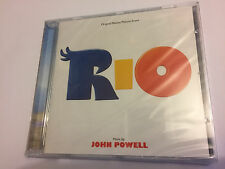 RIO (John Powell) OOP 2011 Varese Score Soundtrack OST CD SEALED
