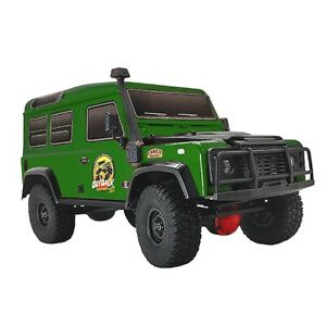 Ftx Outback Ranger Xc Rtr 1:16 Trail Crawler - Green FTX5589G