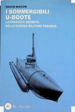 I sommergibili U-Boote: la minaccia segreta della marina militare tedesca.