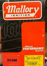 BRAND NEW!!! Distributor Cap Mallory 202M Ultimate Performance Ignition
