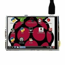 3.5'' 320x480 RGB LCD Touch Screen Display For Raspberry Pi A/A+/B/B+/2B/3B/Z HK