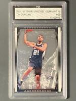 2004 Upper Deck Game Used Edition #52 Tim Duncan FGS 10 San Antonio Spurs