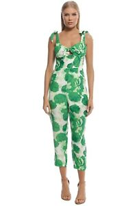 Alice McCall Betty Baby Jumpsuit in Fern Size 12