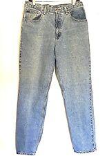 Ralph Lauren Womens Jeans 14x33 High Waist Relaxed Fit Tapered Leg Mom Vintage