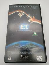 E.T. The Extra-Terrestial | Film By Steven Spielberg | VHS