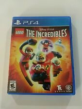 Lego The Incredibles (Ps4, 2018)