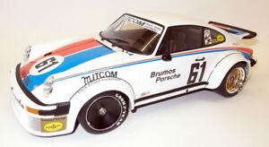 Minichamps 1/12 Scale Diecast - 125 766461 Porsche 934 Daytona 24H 1977 Brumos
