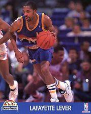 LAFAYETTE FAT LEVER ~ 8x10 Color Photo Picture ~ Denver Nuggets NBA