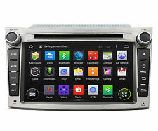 Android 6.0 Octa Core 2gb 32gb Car Dvd Gps Navi For Subaru Legacy outback 2009-