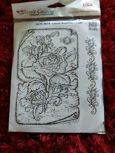 Heartfelt Creations Stamps