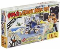 Sweet Aviation 09 U.S. Navy Fighter FM-2 & Flight Deck Set 1/144 Scale Kit