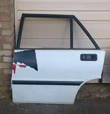 Lancia delta hf turbo/integrale rear left door