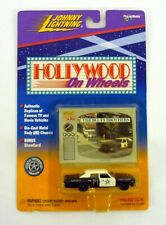 Johnny Lightning The Blues Brothers Car Hollywood On Wheels Die-Cast 1998