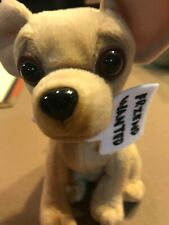 Taco Bell Chihuahua Talking Bobblehead Says Hello Friend (Rare)