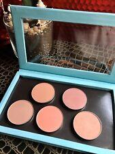 MAC Powder Blush Pro Palette Refill Pan Blushbaby Peaches Prism & More Read Desc