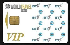 More details for bt gpt world travel vip phonecard - not in catalogue