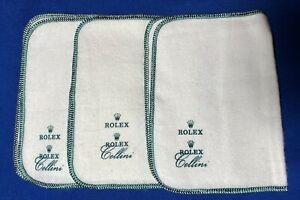 Vintage Rolex Polishing Cloth 1980s-2008