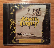 Manila Thrills - Tomorrow's Waiting + 4 Bonus CD (Rare 80's Hair Metal) Dokken