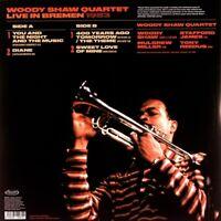 WOODY QUARTET SHAW - WOODY SHAW QUARTET:LIVE IN BREMEN 1983    VINYL LP NEU