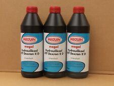 6,60€/l Meguin Megol Hydraulik Öl ATF Dexron II D 3 x 1 L Automatiköl