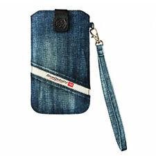 Diesel Whisper Denim Universal Medium Case Pouch Sleeve For iPhone/Samsung/HTC