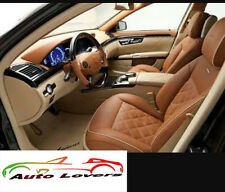 ★Premium Luxury Range of PU Leather Car Seat Cover For Datsun Go Plus ★SC7