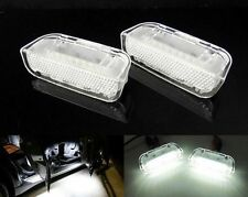 No Error LED Courtesy Side Door Light White For VW Jetta GTI R32 CC Passat Golf