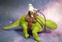 VINTAGE Star Wars COMPLETE DEWBACK + STORMTROOPER ACTION FIGURE KENNER reins