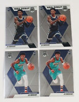 X4 2019-20 Panini Mosaic Ja Morant RC Rookie Base + NBA Debut Lot