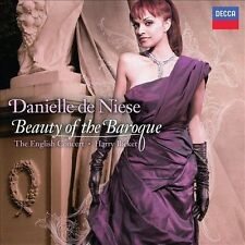 Danielle de Niese: Beauty of the Baroque (The English Concert/Harry Bickett)