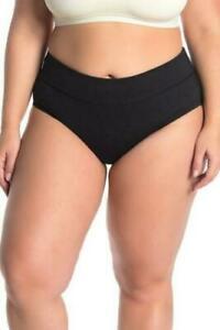 Nike Swim Women's Plus Size Banded Waist Full Bikini Bottom  3X  Save 50%!!