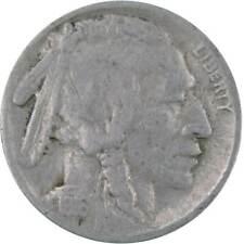 1916 5c Indian Head Buffalo Nickel Us Coin