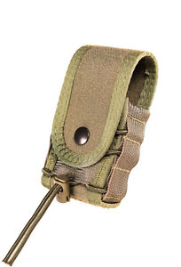 HSGI MOLLE or BELT Handcuff Taco Covered-Multicam-Coyote-Olive Drab-Black-Wolf