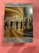 James Bond 007 Ultimate Collection - 22 Film DVD Box Set BRAND NEW IN SEALED BOX