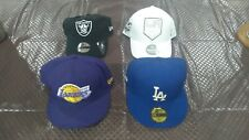 Lot of Four Los Angeles Sports - NBA NHL NFL MLB - NWOT - All four one price!
